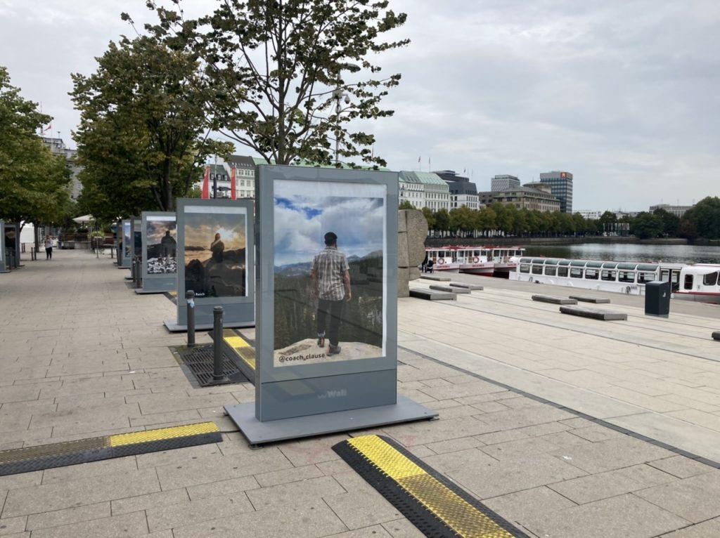 Jungfernstieg-Galerie 2020