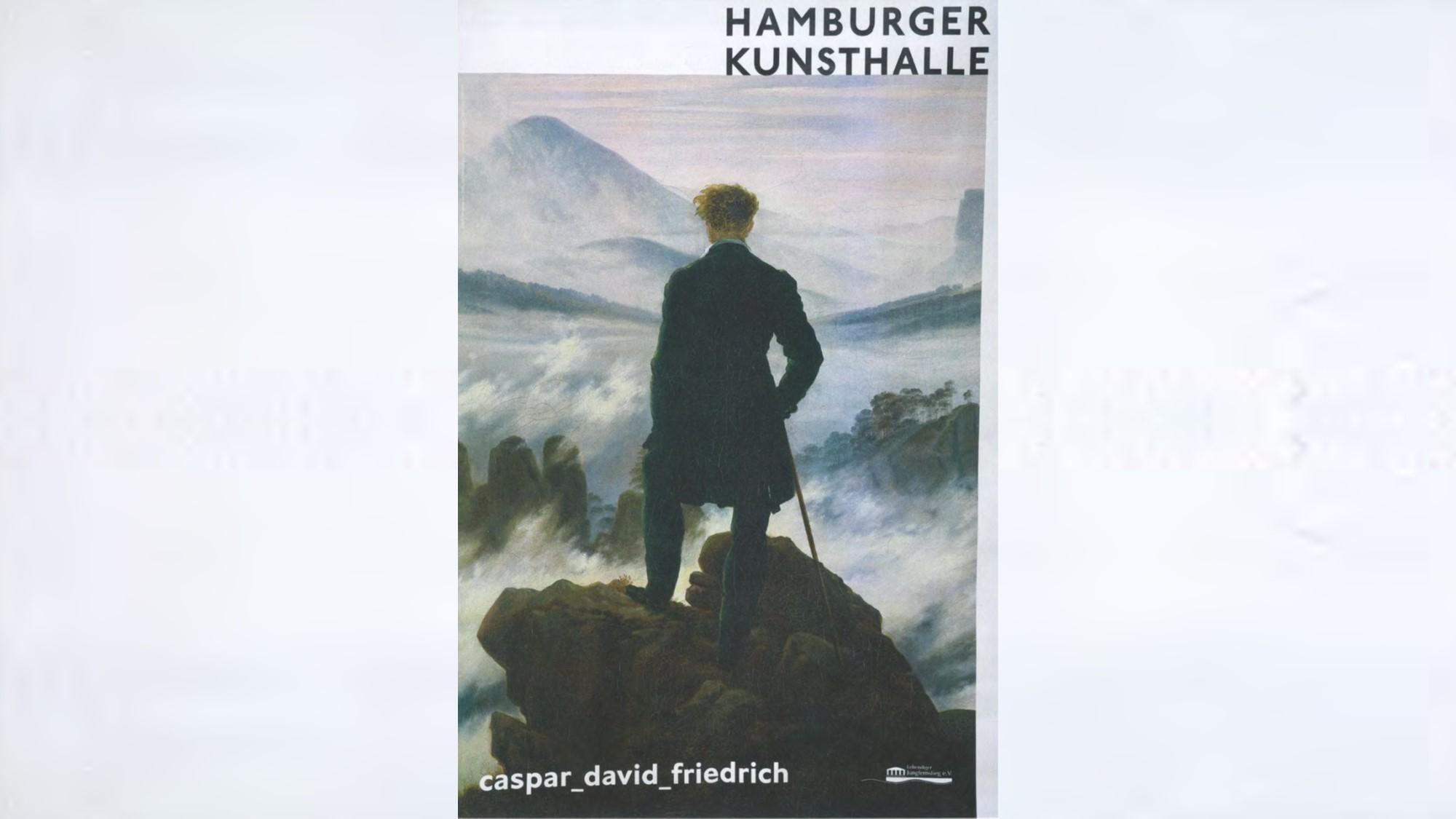 Caspar David Friedrich in der Kunsthalle Hamburg